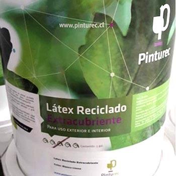 Látex Reciclado Premium pinturec