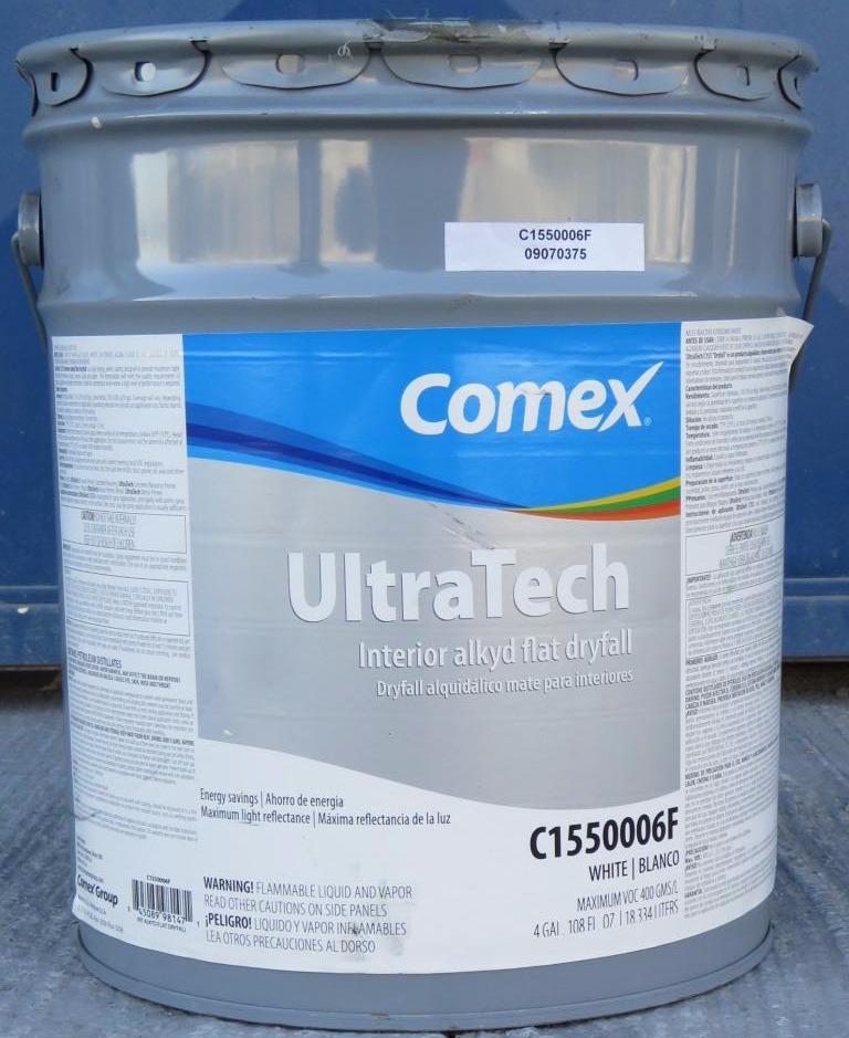 Comex esmalte sintetico secado ultrarápido polyrec