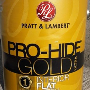 Látex Pratt Lambert Gold polyrec