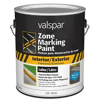 VALSPAR-Latex Zone-Marking-Paint