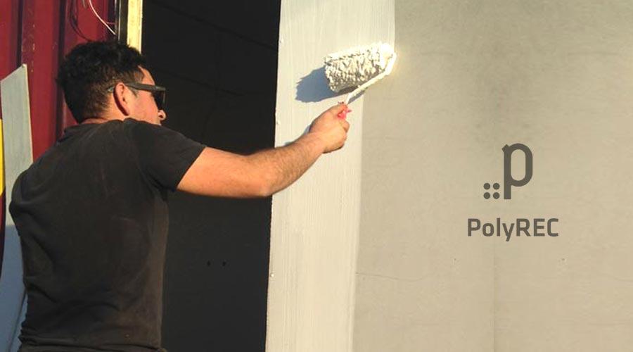 servicio de pintura polyrec