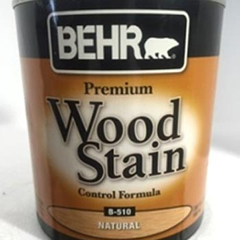 tinta madera wood stain natural