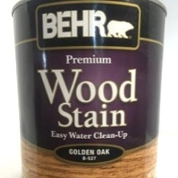 tinta madera wood stain roble dorado polyrec